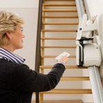 fauteuil monte escalier astuces